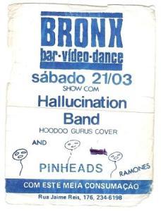 Pinheads Bronx