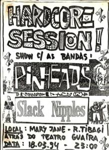 Pinheads Hardcore_session