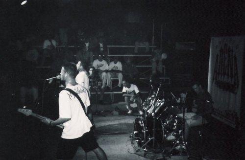 Pinheads em Santos, 1995