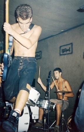 Santa Bárbara do Oeste, Pinheads, 1995